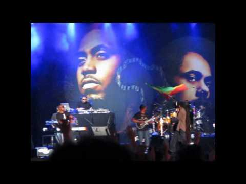 Nas & Damian Marley - Road To Zion (Live @ Couleur Café  10)