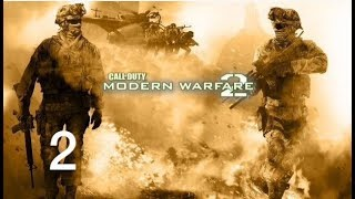 Call of Duty Modern Warfare 2 Part 2