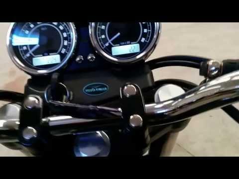 Moto Guzzi V7 Mistral Exhaust