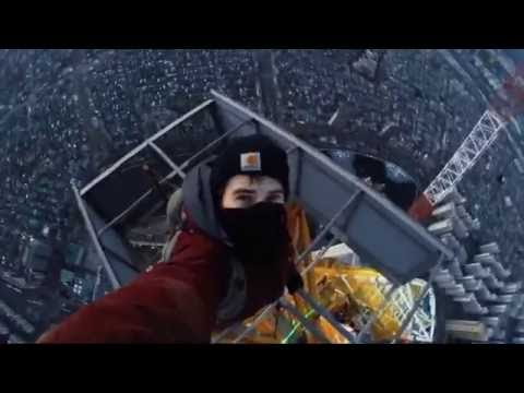 Amazing people | TOP 5 BEST ROOFERS IN THE WORLD | climbing high places