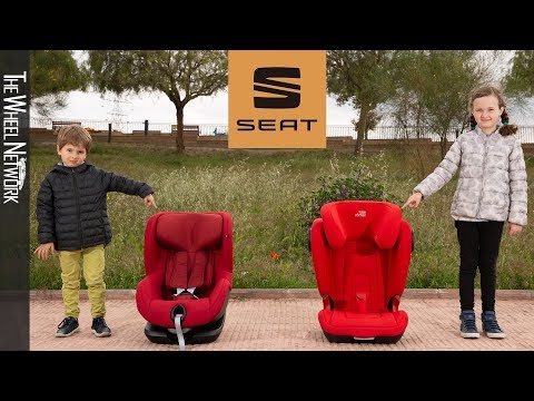SEAT Tips For Child Seats