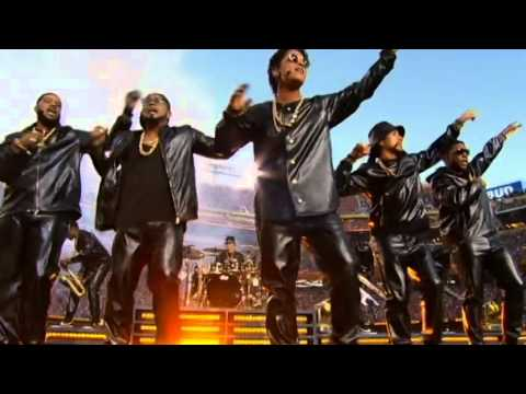 Superbowl 2016 Halftime Show Coldplay Beyonce Bruno Mars