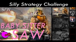 VainGlory Silly Strats Challenge ~ Baby Sitter Saw