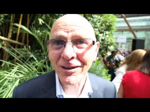 LEGENDARY TRAINER BRENDAN INGLE TALKS KELL BROOK BECOMING IBF WORLD WELTERWEIGHT CHAMPION