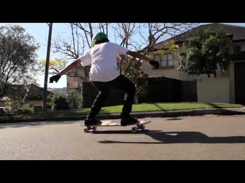 Lifelong Longboards: Remy Robertson