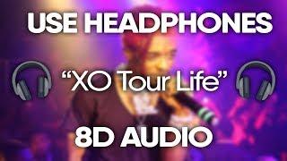 Lil Uzi Vert - XO Tour Life (8D AUDIO) 🎧