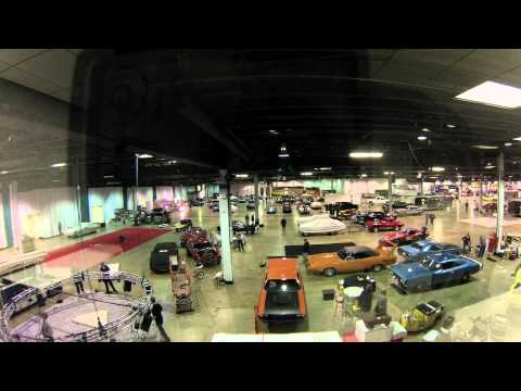 2013 Muscle Car and Corvette Nationals Time Lapse
