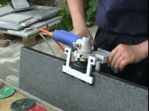 air edge polishing machine for stone granite marble. Black Bedroom Furniture Sets. Home Design Ideas