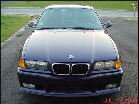 My 1999 BMW M3 E36
