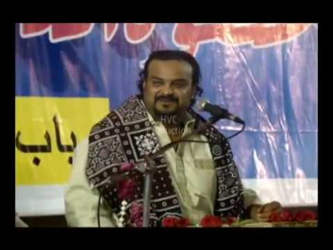 Amjad Sabri Manqabat video