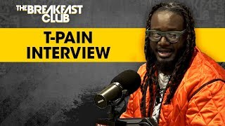 T-Pain Explains Rules To Threesomes, New Music, 'Masked Singer' + More