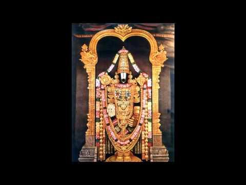 Venkateswara karavalamba stotram