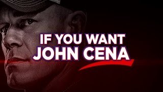 There's only one place to relive John Cena's legendary career