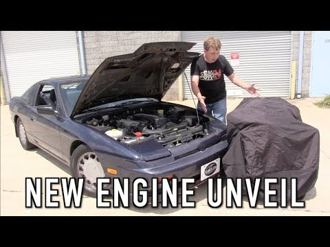 What Engine Did I Choose for the 240SX?
