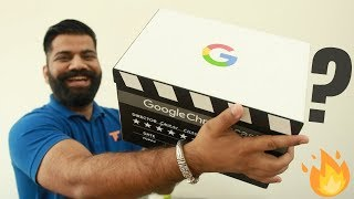 Special Box from Google!!! #StreamOn