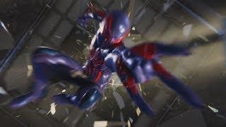 Spider-Man vs Wilson Fisk (2099 Spider Suit Walkthrough) - Marvel's Spider-Man