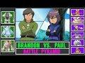 Paul vs. Brandon (Pokémon SunMoon) - Battle PyramidSinnoh Battle