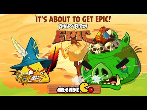 Angry Birds Epic: Dungeon Ghost Ship Weekly Challenge