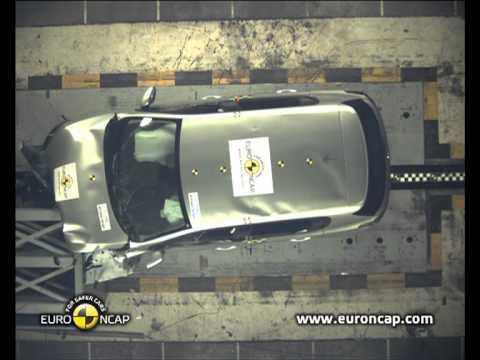 Euro NCAP | Peugeot 308 | 2013 | Краш-тест