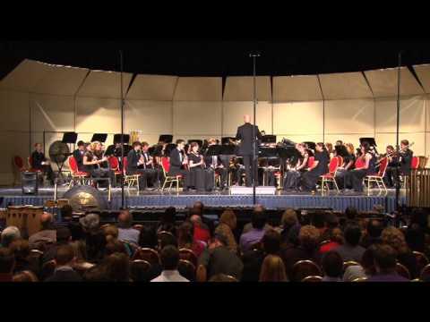 Lakewood High School Wind Ensemble at CMEA