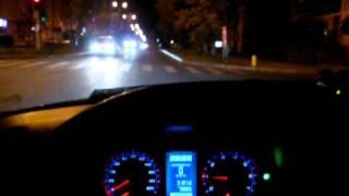 Lada Priora test drive - не сток.