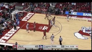 Troy Baxter Block vs Fresno State