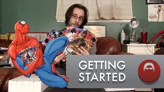 Comic Books 101 - Getting Started