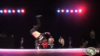 The Eight One Powermoves 2010: The Winner is Bboy The End !!!
