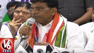 Nama Nageswara Rao Slams KCR Over Comments On Chandrababu | Khammam