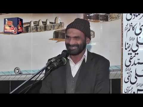 Allama Qari Sajdi | 31 Janurary 2019 | Saroki Gujrat | Raza Production