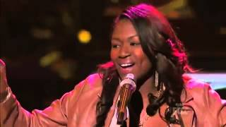 Amber Holcomb Performs I Believe in You and Me - AMERICAN IDOL SEASON 12