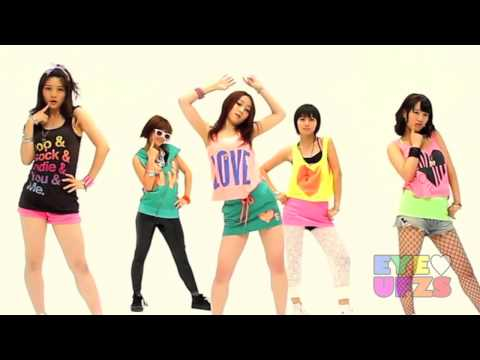 4minute(포미닛) - Hot Issue   Dance Cover By Ufzs video