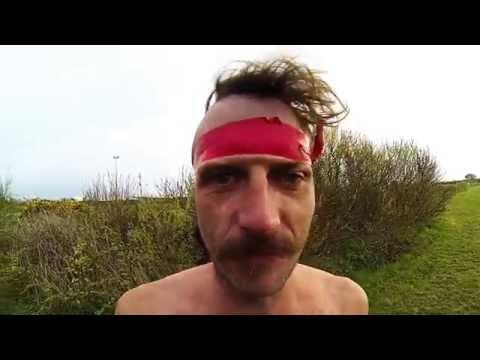 Steve The Electric Eel vs  St Davids RFC 2015 HD