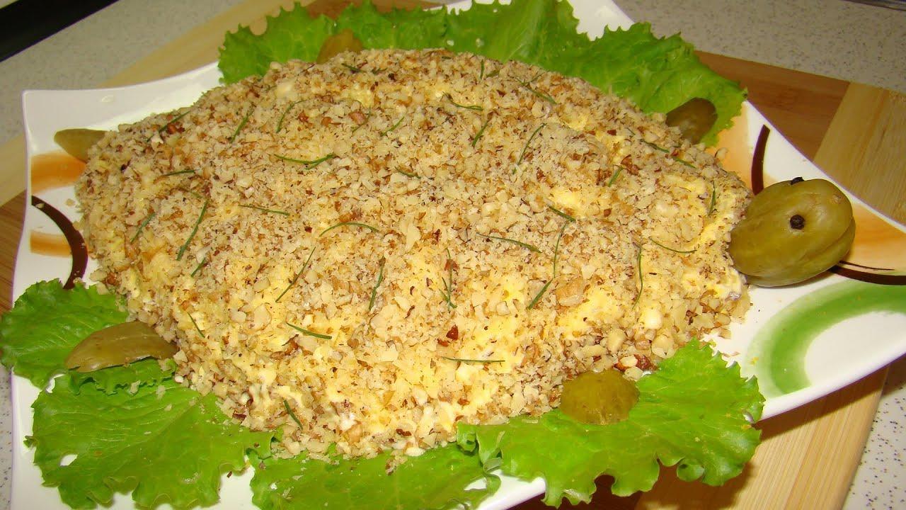 Салат черепаха рецепт с чипсами