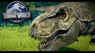 Jurassic World Evolution - Dinosaur Species and Gameplay Thoughts