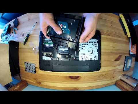 Lenovo G580 HDD+SSD
