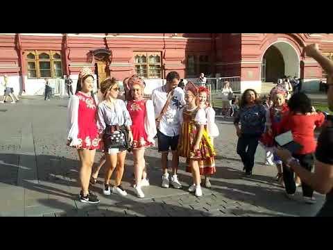 Grupo de Kalinka (música folclórica da Rússia)