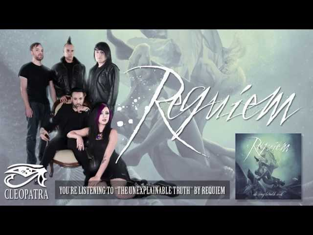 REQUIEM OFFICIAL ALBUM RELEASE ANNOUNCEMENT