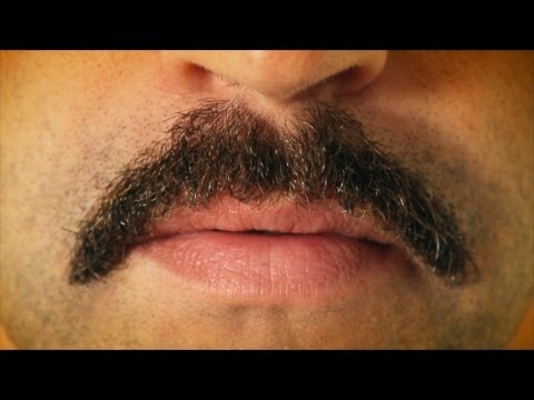 "Offing a mustache is more complicated than you thought. Get the ""Viva La Mustache"" T-shirt: http://dftba.com/viva Find it on Reddit - http://bit.ly/Redditmus..."