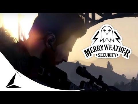 Merryweather - GTA V Machinima