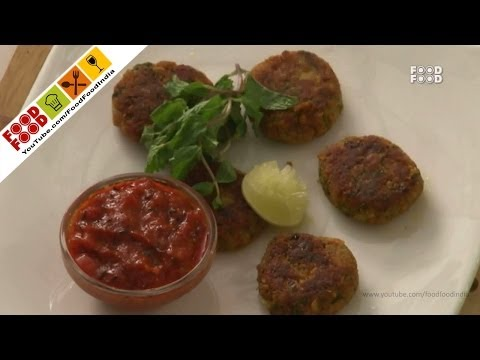 Soya Cutlets | Food Food India - Fat To Fit | Healthy Recipes