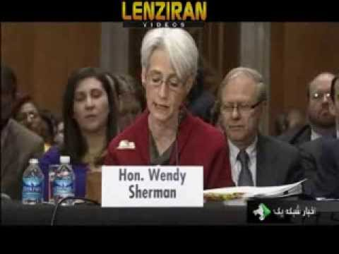 United States treasury threath , senior nuclear negotiator Wendy Sherman update congress