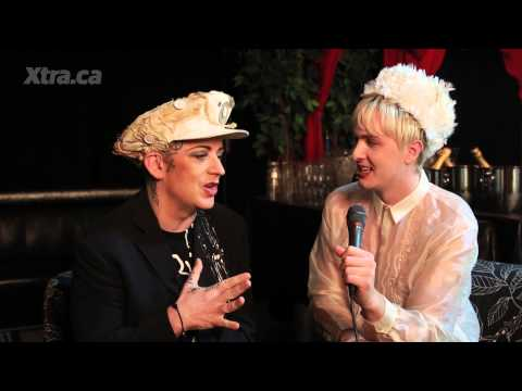 Boy George on sex, drugs and David Bowie
