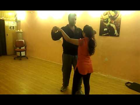 Ravi and Sonia Practice - Couple choreo on Kehne Ko Jashn e...