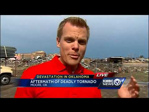 Woman survives Joplin, Moore tornadoes
