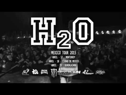Monster Energy Presenta: H2O Mexico Tour 2015