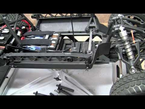 Castle Creations Electric  Conversion HPI Baja #9