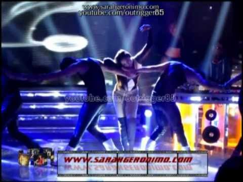 Sarah Geronimo - Point Of No Return / On The Floor [SGL Smash Up] OFFCAM (06May12)