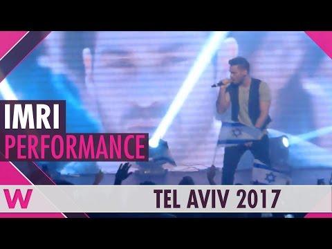 "Imri Ziv ""I Feel Alive"" (Israel 2017) LIVE @ Israel Calling"