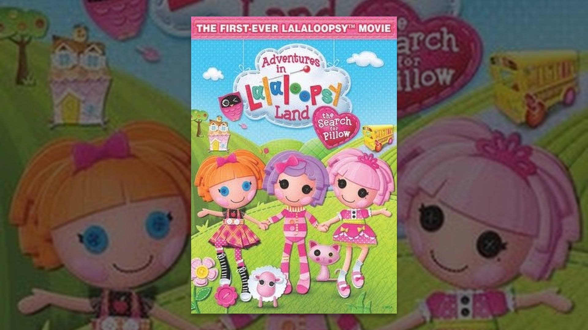 Adventures In Lalaloopsy Land The Search For Pillow Youtube